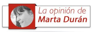 Fuera de Juego, por Marta Durán
