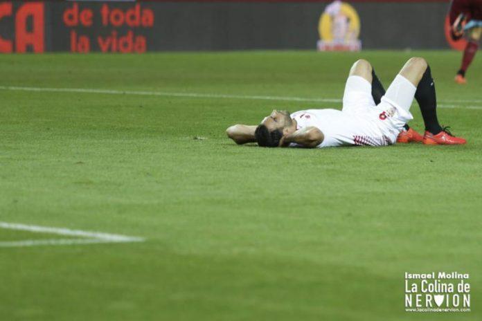 Rami, durante el partido ante la Real Sociedad | Imagen: Ismael Molina