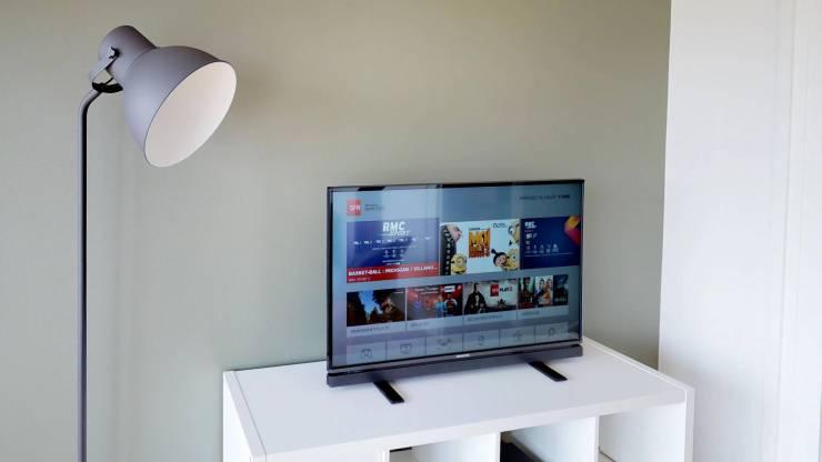 La COLOC ANGEVINE Premium - Equipement multimédia