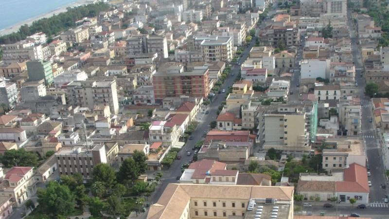 L'idea di Pino Mammoliti: CONURBAZIONE LOCRI -SIDERNO