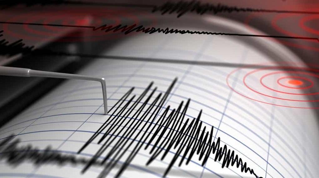 Scossa magnitudo 4.4 davanti costa ovest Calabria