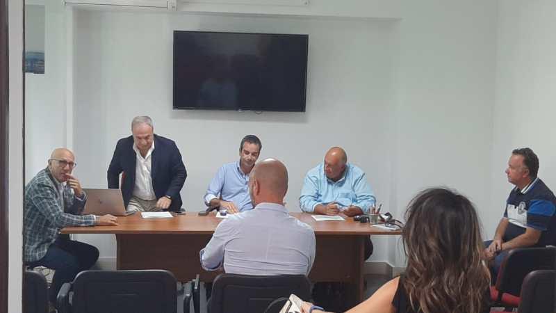 Confesercenti Cosenza incontra Roberto Occhiuto e Candidati a Sindaco