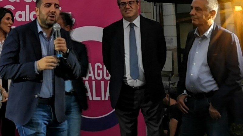 """Salvatore Cirillo (Coraggio Italia): """"La Calabria deve puntare sullo sviluppo sostenibile"""""""