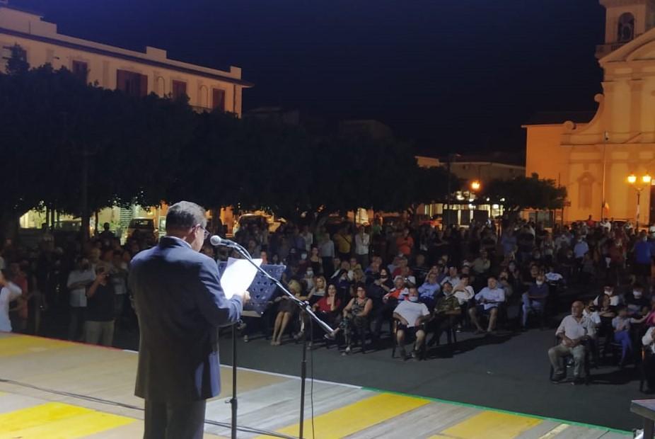 """Barranca: """"Non possiamo accettare che il futuro di Siderno sia compromesso affidando la sua gestione a coloro che per primi hanno sottoscritto decisioni per la città"""""""
