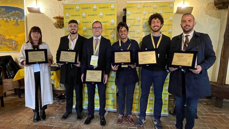 """Coldiretti Calabria: i vincitori della finale regionale Oscar Green 2021 all'insegna dell'agricoltura e agroalimentare """"Made in Calabria""""– IL REPORT"""