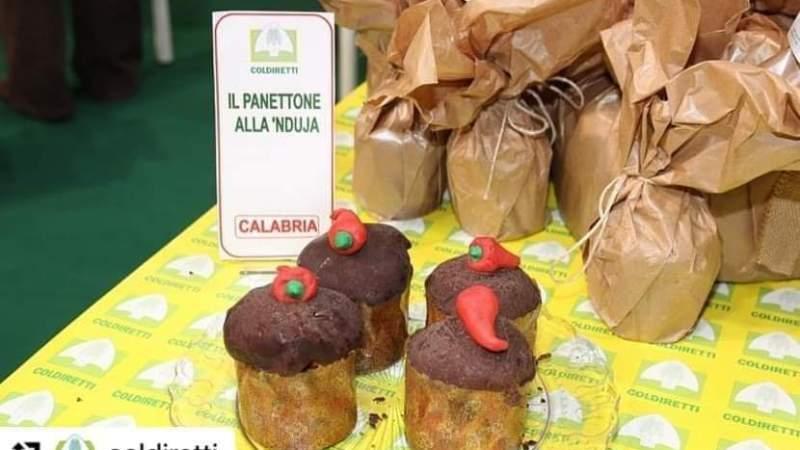 A Tuttofood alla fiera di Milano a Rho il Pandujotto calabrese incuriosisce ed è molto apprezzato dai visitatori