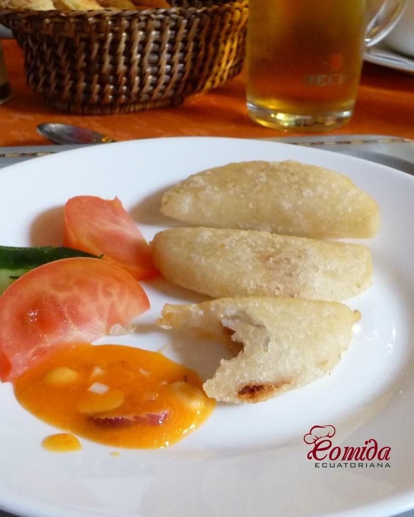 Empanadas de morocho  Recetas de Comida Ecuatoriana