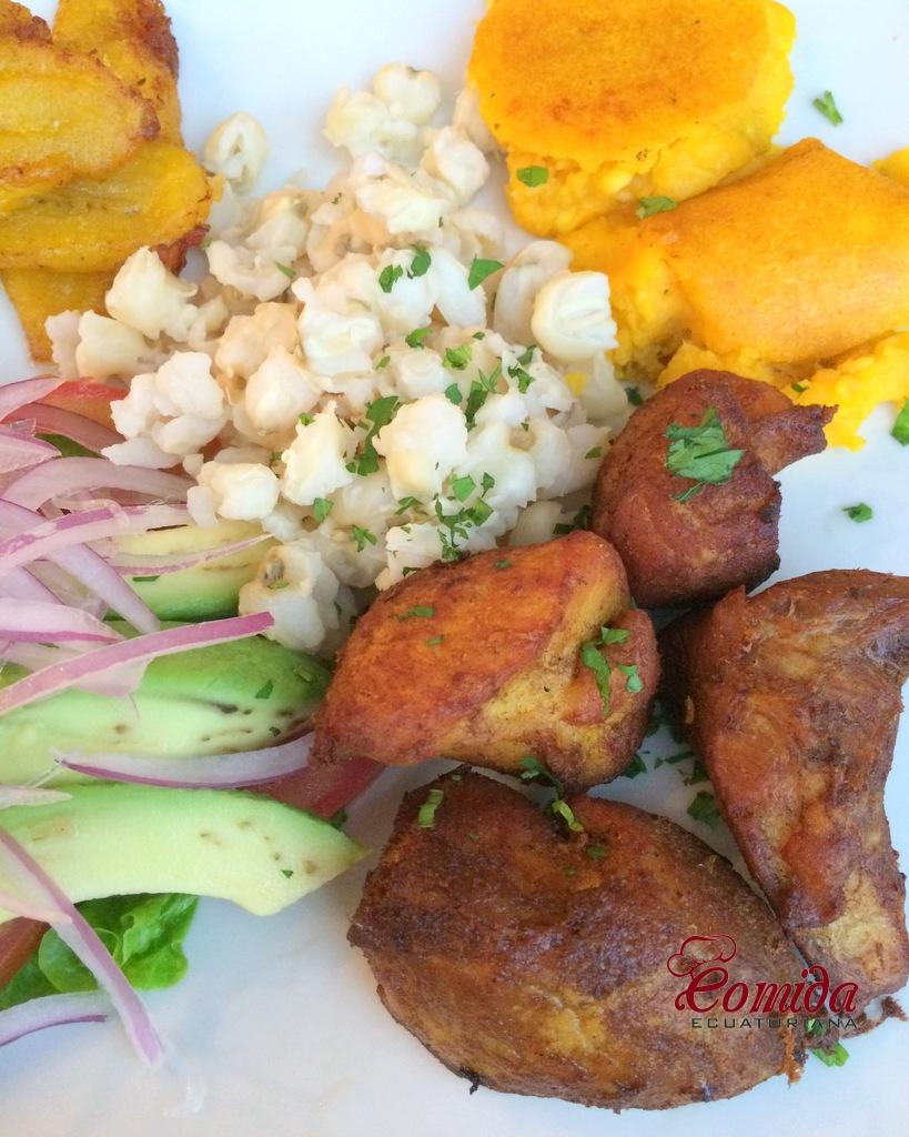 Cocina Tpica y Gastronoma Ecuatoriana  Recetas de