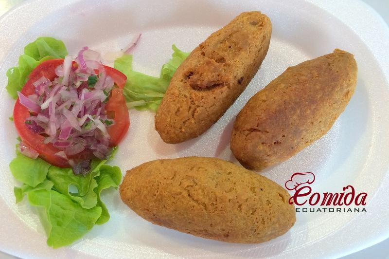 Corviche  Recetas de Comida Ecuatoriana