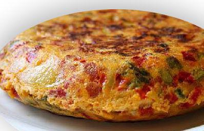 5 platos tpicos de Granada Comida tpica granadina