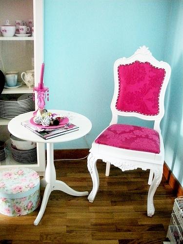 Decoracin para el hogar Habitaciones turquesa  La Comuna Pink
