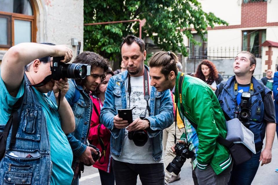 Photomeeting cu Florian Gandila