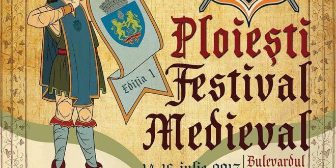 Prahovenii sunt invitati la Festivalul Medieval din Ploiesti.