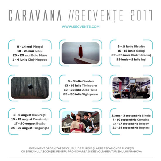CARAVANA //SECVENȚE 2017