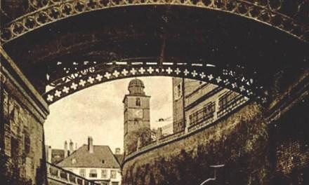 Podul Minciunilor din Sibiu