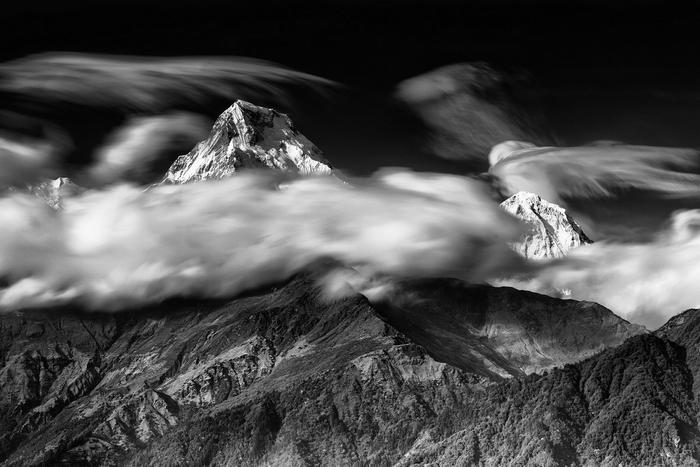 Annapurna South 4
