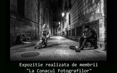 "Expozitia Virtuala de Fotografie ""Black & White Street Story"""