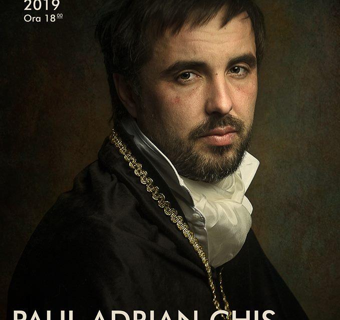 Expozitia eveniment a artistului Paul Adrian Chis