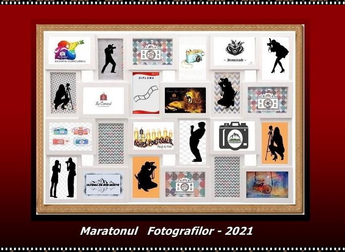 MARATONUL FOTOGRAFILOR – 2021