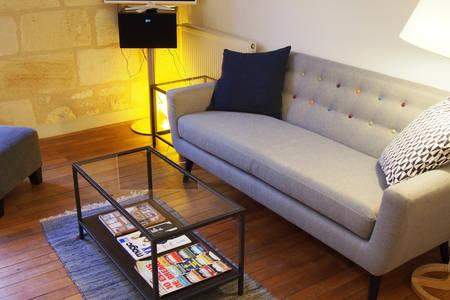 Appartement Bordeaux Hypercentre Vital Carles