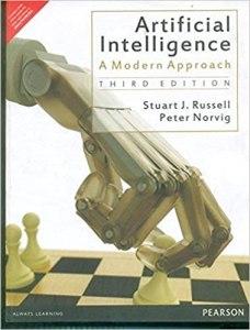 Artificial Intelligence: A Modern Approach Book
