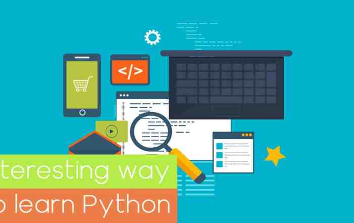 Drawing With Python: Most Interesting Way To Learn Python Programming Language