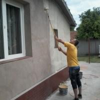 Cum se aplica tencuiala decorativa
