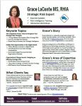 Strategic risk, speaker, keynote, risk strategy, organizational change
