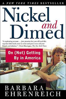 Nickel and Dimed, Barbara Ehrenreich, New York Times bestseller, risk management, strategic risk