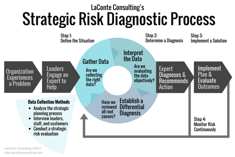 strategic risk, risk diagnostic, strategic planning, data interpretation, diagnosis