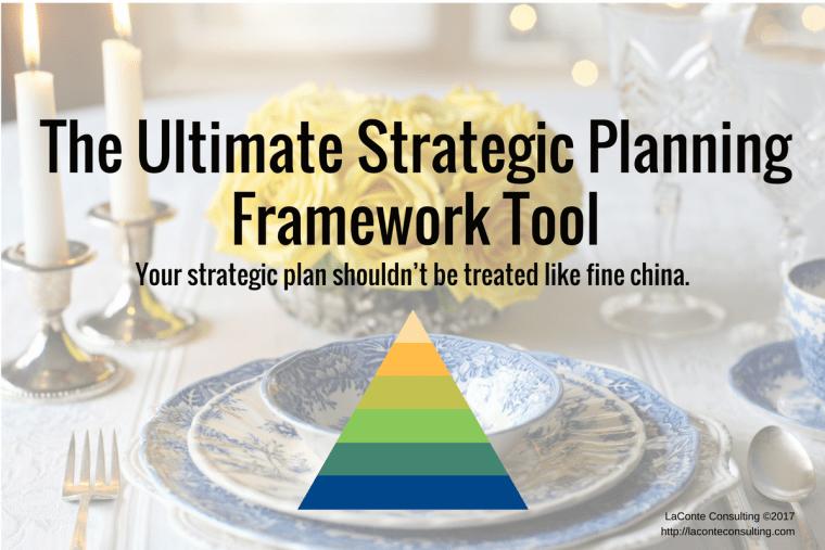 strategic plan, strategic planning, framework, fine china, management