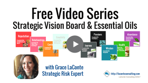Free Video Series Strategic Vision Board Essential Oils
