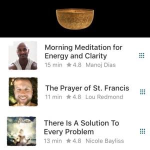 Insight Timer, Insight Timer app, meditations, Manoj Dias, Lou Redmond, Nicole Bayliss, Minimalist Manager, meditation challenge