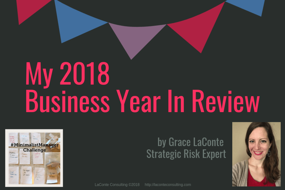 Year in review, review of year, year-end review, end-of-year review, yearly review, yearly evaluation, year-end evaluation, annual review, annual evaluation, retrospective evaluation, 2018 review, 2018 year in review