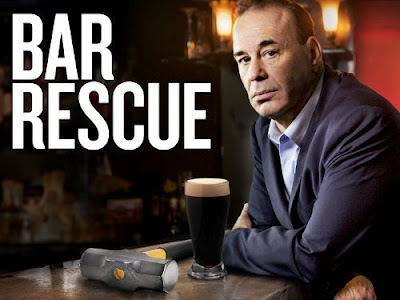 Bar Rescue, Jon Taffer, Paramount Network, reality TV, service business, bar owner, stress test, strategic planning, strategic risk