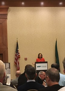 WSMA, Washington State Medical Association, Kim Schrier, Rep Kim Schrier, Kim Schrier MD, Rep Kim Schrier MD, Seattle, medical doctors, physicians, medical conference