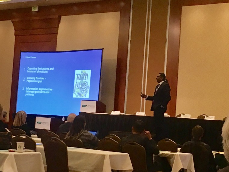 WSMA, Washington State Medical Association, Rubin Pillay MD, PhD, Rubin Pillay, Healthcare 3.0, Seattle, medical doctors, physicians, medical conference