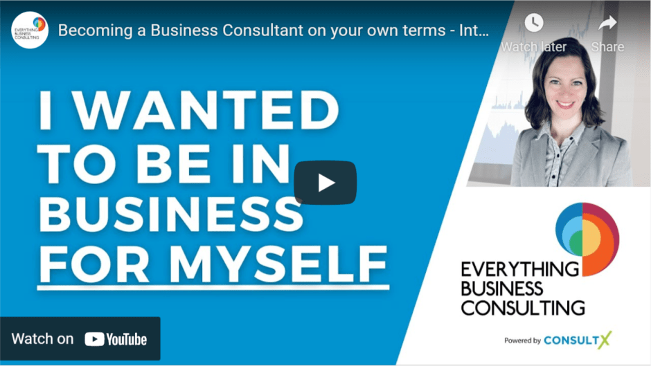 cover image for Everything Business Consulting Podcast episode 66
