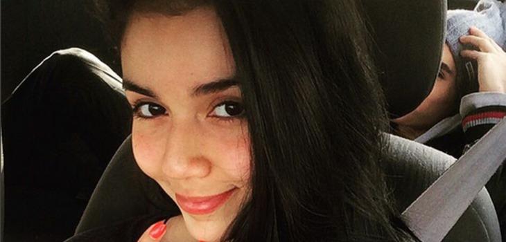 Así lucirá Steffi Méndez en su desafio como actriz en nueva teleserie de Mega
