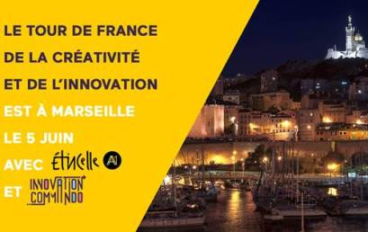 Tour de France de la créativité et l'innovation avec ARTICLE 1