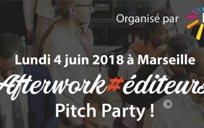 Afterwork PITCH Party #Editeurs