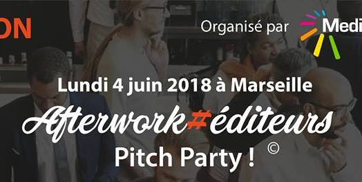 Afterwork PITCH Party #Editeurs