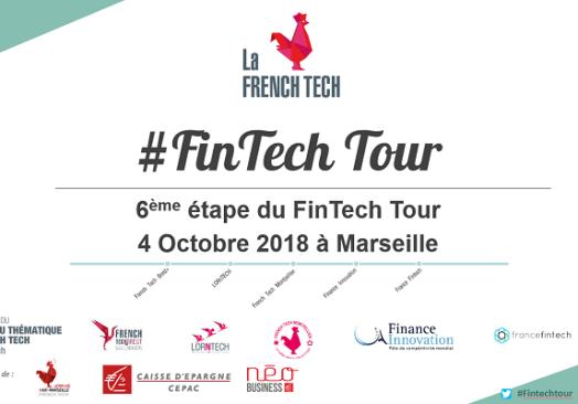 FinTech Tour 6ème étape à Marseille