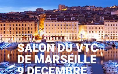 Salon du VTC Marseille 2019
