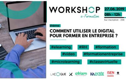 Workshop Eformation
