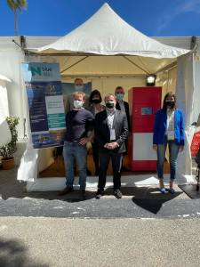 Ever Monaco - Ouba et Next Blue Tech