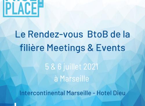 Mice Place |Le rdv B2B de la filière Meetings & Events