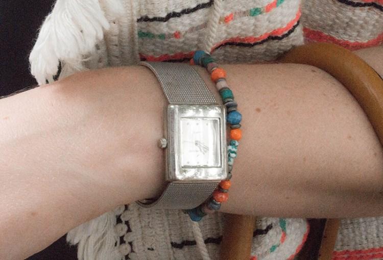 look d'automne bracelet