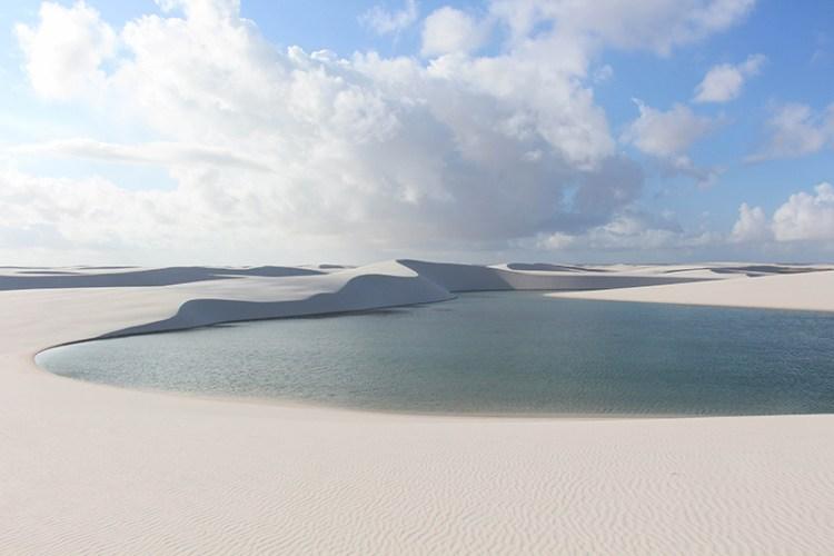 lençois maranhenses lagune