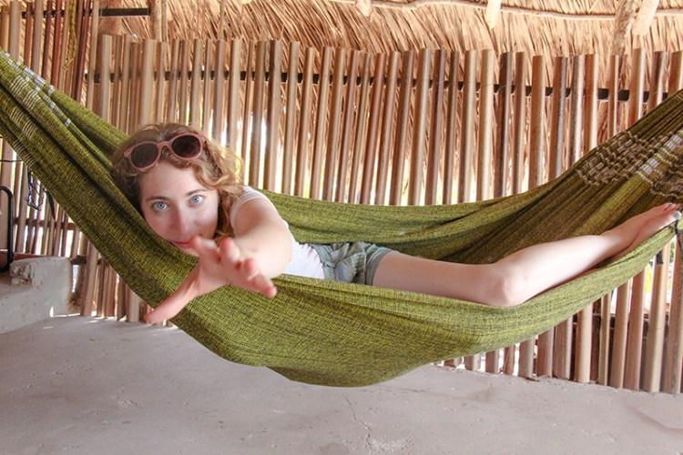 sucuruju lencois maranhenses hamac